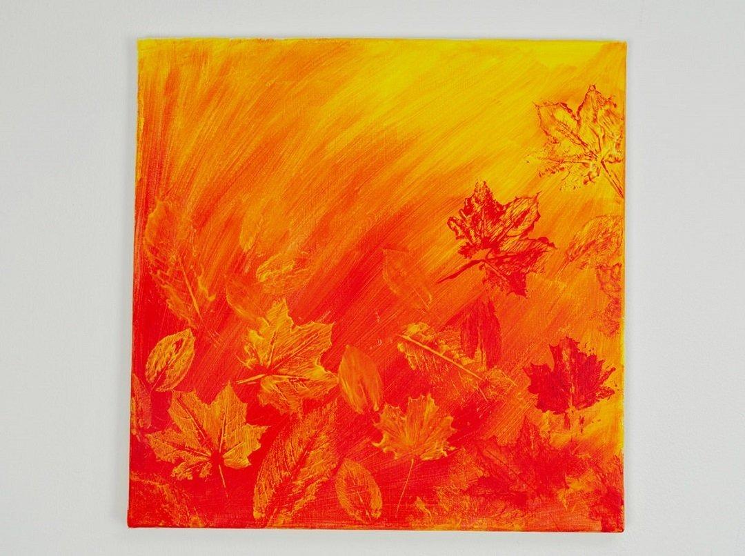 Zeichnung Herbst Güte