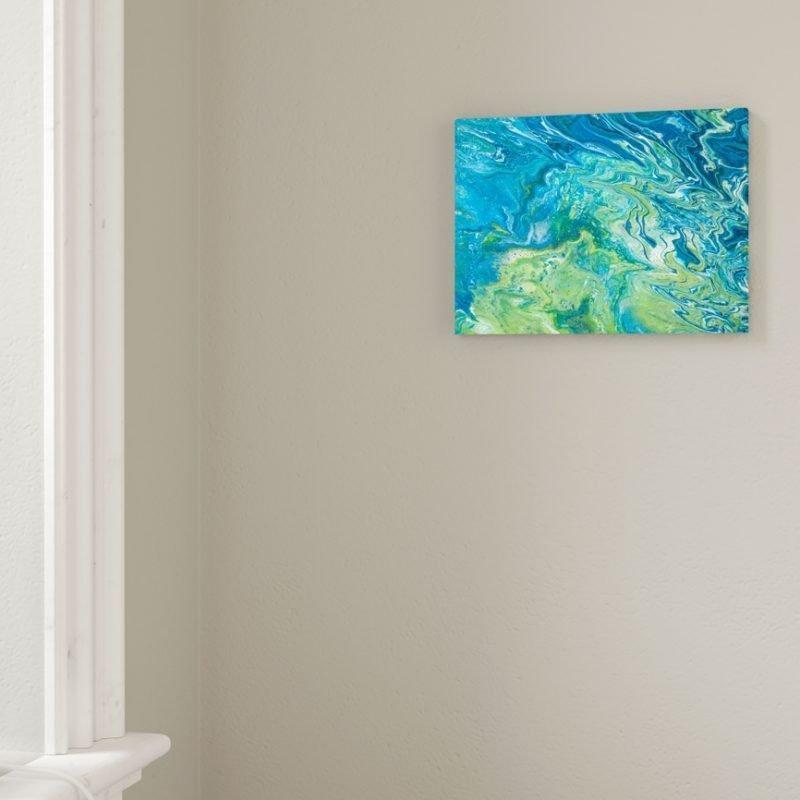 Abstrakt kunst Entsalzung malerei abstrakte kunst