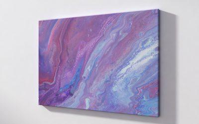 Abstrakt Bild Danke für die Tragödie malerei abstrakte kunst