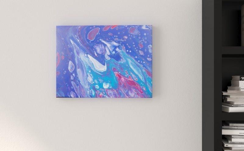 Abstrakt Bilder Whirlpool